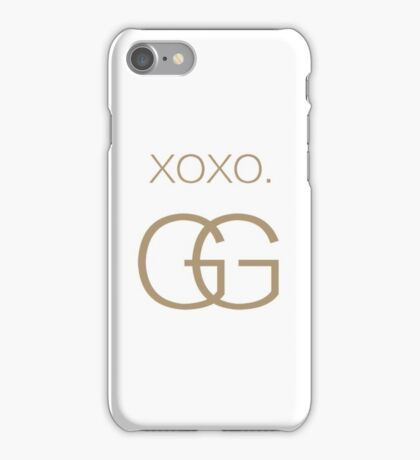 Gossip Girl  iPhone Case/Skin