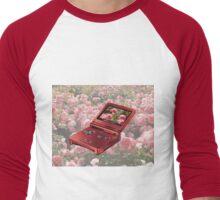 gameboy nintendo BRO Men's Baseball ¾ T-Shirt