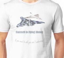 Last Vulcan Bomber to Fly 2015 Unisex T-Shirt