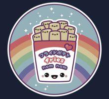 Rainbow Fries by sugarhai