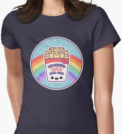 Rainbow Fries T-Shirt