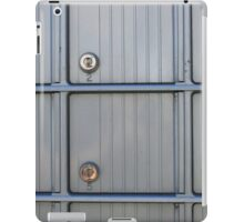 Post Office Boxes iPad Case/Skin