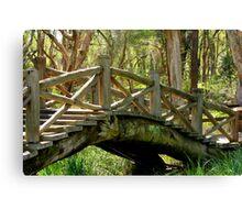 Stair/Bridge Canvas Print