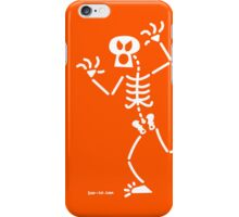 Skeleton Frightening iPhone Case/Skin