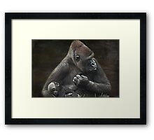Into My Arms Framed Print