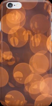 Bubble iPhone case by Karen Havenaar