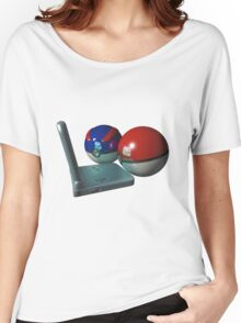 old school pokemon Women's Relaxed Fit T-Shirt