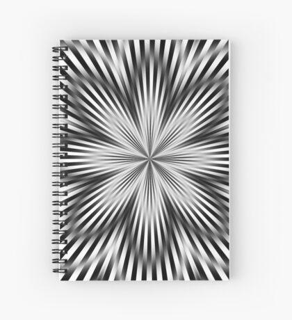 Backfire of Melancholy Spiral Notebook