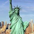 Statue of Liberty  by ©The Creative  Minds
