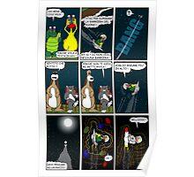 """Rick the chick  """"THE MAGIC SHELL (La barriera del suono) parte 17"""" Poster"""