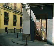 bipolar street impression Photographic Print