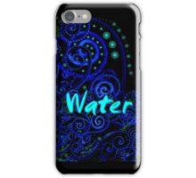 MEDITERRANEAN WATER iPhone Case/Skin