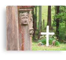Forever watching over you... Canvas Print