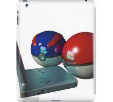 old school pokemon iPad Case/Skin