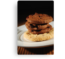 Cookies of a time  Canvas Print