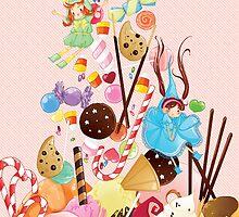 Sweet Faeries by Sangitchi