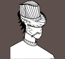 Sensei au chapeau (Aikidrôle) T-Shirt