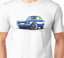 Ford Escort (Mk1) RS2000 Blue Unisex T-Shirt