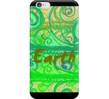 MEDITERRANEAN EARTH iPhone Case/Skin