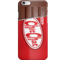Chit Chat iPhone Case/Skin