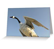 The Wawa Goose Greeting Card