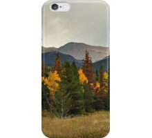 Rocky Mountain Autumn - iPhone Case iPhone Case/Skin