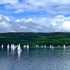 Around Mull Race by TJLewisPhoto