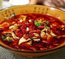 水煮鱼(Water Boiled Fish?) by Ken Qin