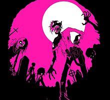 Zombies! by JoJo Seames