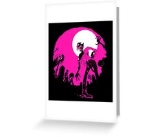 Zombies! Greeting Card