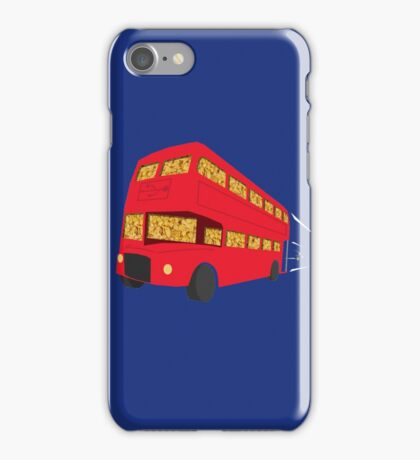 Universal Cereal Bus iPhone Case/Skin