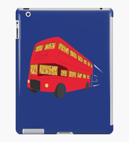 Universal Cereal Bus iPad Case/Skin