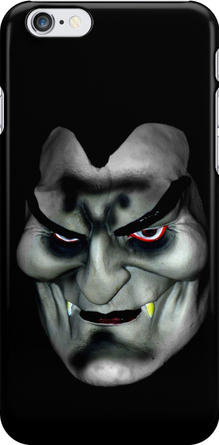 Trick or Treat 2 iPhone Case by artisandelimage