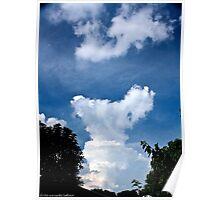 Apocalyptic Cumulus Poster