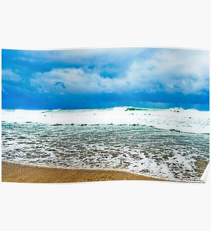 See the sea shore Poster