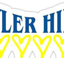 tyler hill camp Sticker
