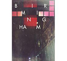 BrumGraphic #32 Photographic Print