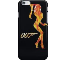 007 iPhone Case/Skin