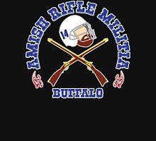 Ryan Fitzpatrick - Amish Rifle Militia Unisex T-Shirt