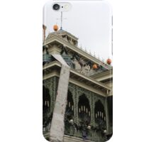 Haunted Mansion Nightmare Before Christmas iPhone Case/Skin