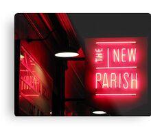 The New Parish  Metal Print