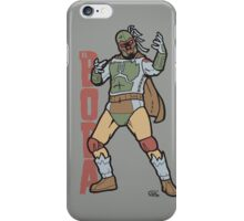 El Boba iPhone Case/Skin