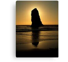 Coastal Sunset ~ Part Two Canvas Print