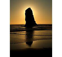 Coastal Sunset ~ Part Two Photographic Print