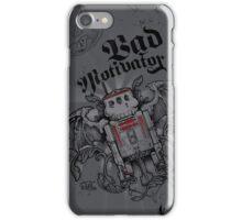 R5D4 - Bad Motivator iPhone Case/Skin