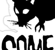 Awesome Possum Sticker