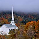 Stowe, Vermont by LucyAbrao