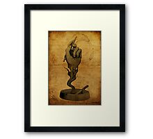 Freehand ~ Framed Print
