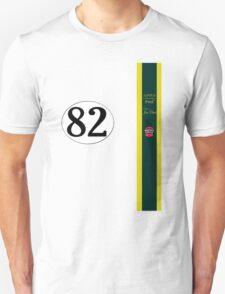 Jim Clark 1965 Indy 500 winning team Lotus T-Shirt