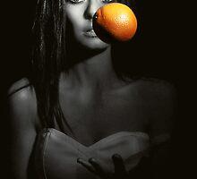 Forbidden fruit by Melanie Collette